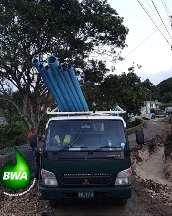 BWA Crew at work